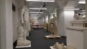Salle des moulages de l'Université de Genève