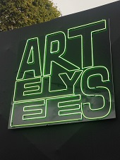 ArtElysées 2016 in Artpassions Web 20 oct 2016