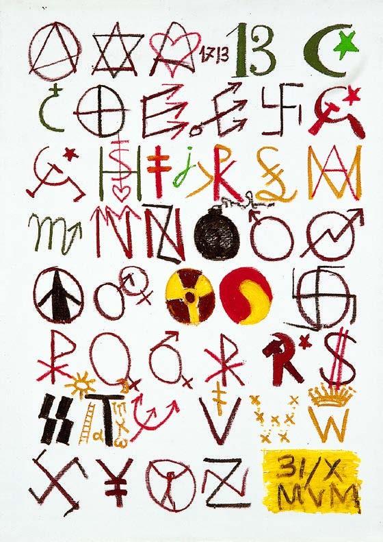 Alphabet (graphisme sociopolitique)
