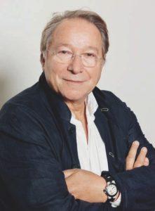 Pierre Moos, directeur du Parcours des Mondes