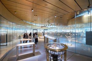 Musée Audemars Piguet in AP web